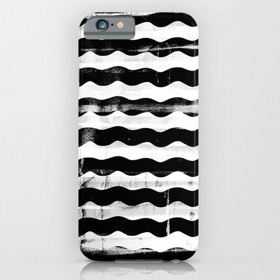 Black Waves iPhone & iPod Case