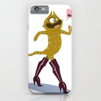 Puss in Hookerboots iPhone 6 Slim Case