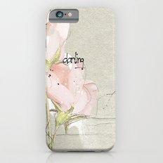 soft magnolia iPhone 6s Slim Case