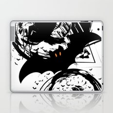 Bats ink splash Laptop & iPad Skin