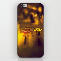 Tilt iPhone & iPod Skin