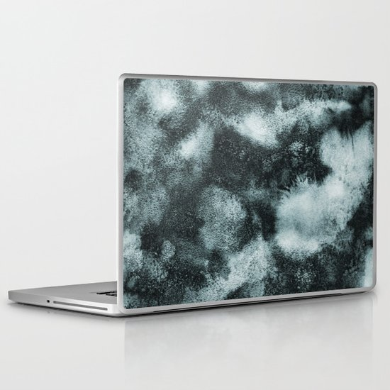 Watercolor textures Laptop & iPad Skin