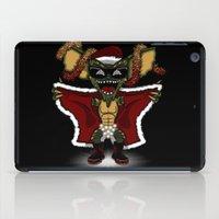 Flashing Through The Sno… iPad Case