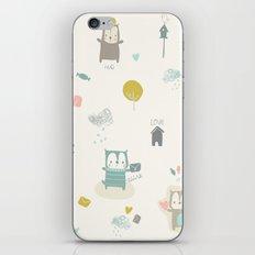 Funny Bears iPhone & iPod Skin