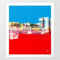Bauhaus · Das Bauhaus 1 Art Print
