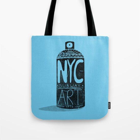 NYC 1972 Tote Bag