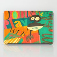 Dont Play With Matches iPad Case