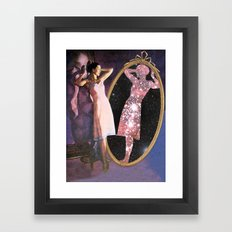 Astral Double Framed Art Print