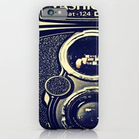 iPhone & iPod Case featuring Yashica Cam by Four Trees Photography