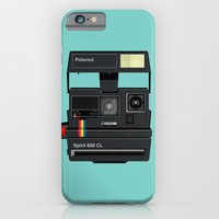 iPhone & iPod Case featuring Polaroid by Chris Redford
