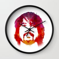 D. Grohl Wall Clock