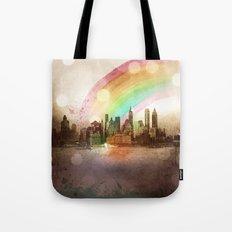 NYC Sky Tote Bag