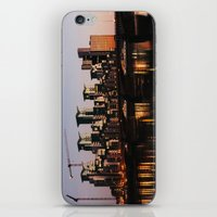 Vauxhall Twilight iPhone & iPod Skin