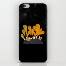 Northern Frights (Halloween Edition) iPhone & iPod Skin