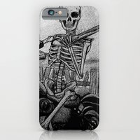 Skeleton Fat Boy iPhone 6 Slim Case