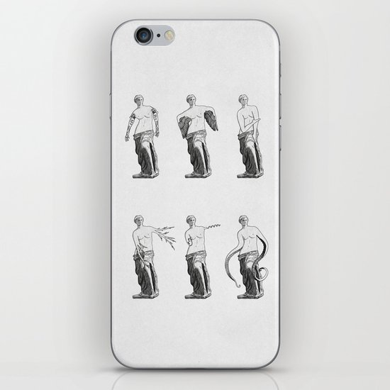 Who Knows? iPhone & iPod Skin