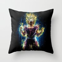 Emotional Fighter Level … Throw Pillow