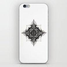 Flwr iPhone & iPod Skin