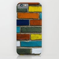 Color Wall iPhone 6 Slim Case
