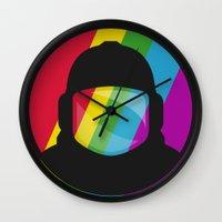 Retronaut. Wall Clock