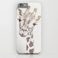 The Intellectual Giraffe iPhone 6 Slim Case