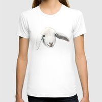 baby T-shirts featuring baby by Кaterina Кalinich