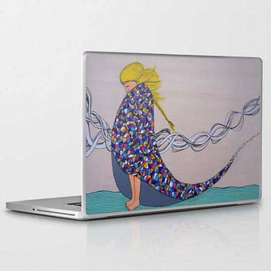 Morning Chill Laptop & iPad Skin