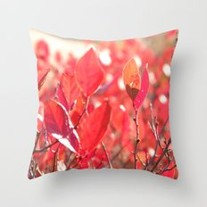 Amongst the Masses Throw Pillow