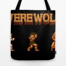 Unleash the beast- werewolf tribute Tote Bag