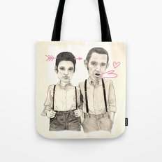 Meet the Valentines Tote Bag