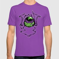 TMNT Mens Fitted Tee Ultraviolet SMALL