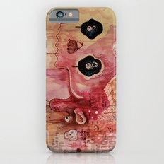 Outerspace Rock`n´Roll Unicorn iPhone 6 Slim Case
