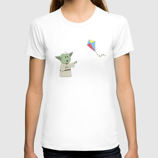 SW Kids - Yoda Kite T-shirt