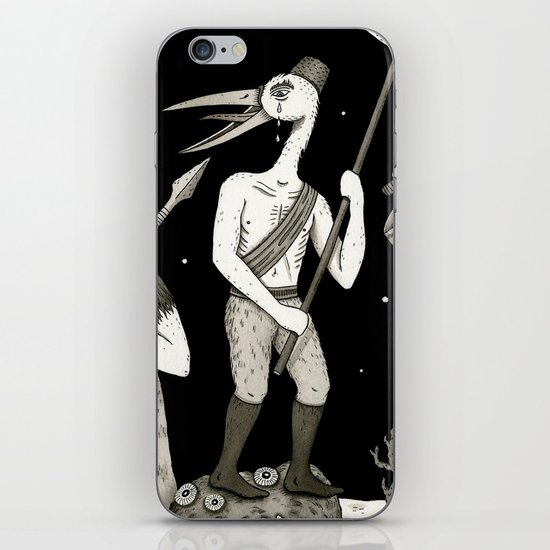 Capture the Flag iPhone & iPod Skin