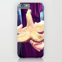 iPhone & iPod Case featuring Starfish by rachellam