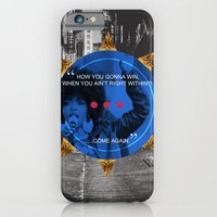 iPhone & iPod Case featuring Lauryn Hill tribute  by Artistofculture