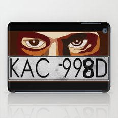 Van Damn Van iPad Case