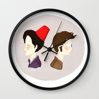 Day of the Doctor Wall Clock