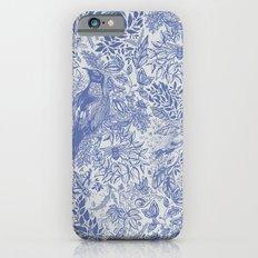 Crow Pattern Slim Case iPhone 6s
