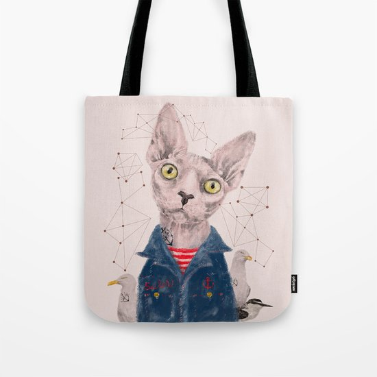 The Gangster Tote Bag