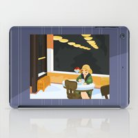 Automat by Hopper iPad Case