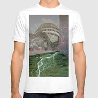 Atmosphere 6 · Kublai K… Mens Fitted Tee White SMALL