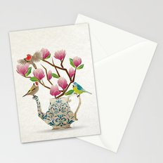 tea time! Stationery Cards