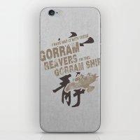 Firefly and Serenity: Gorram It! iPhone & iPod Skin