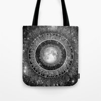 Major Tom (floating In M… Tote Bag
