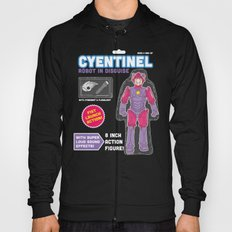 Cyentinel: Robot in Disguise  Hoody