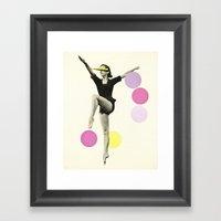 The Rules of Dance II Framed Art Print