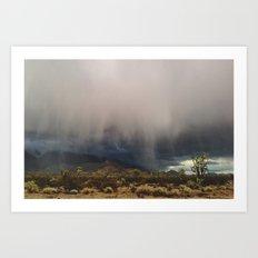 Arizona Storm Art Print
