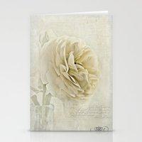 Botanical Notes  Stationery Cards