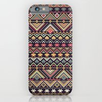 indians versus aliens (variant 2) iPhone 6 Slim Case